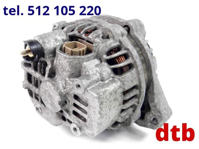 ALTERNATOR HONDA CIVIC VII 1.4 1.6 1.7 01- AHGA50 na Bazarek.pl