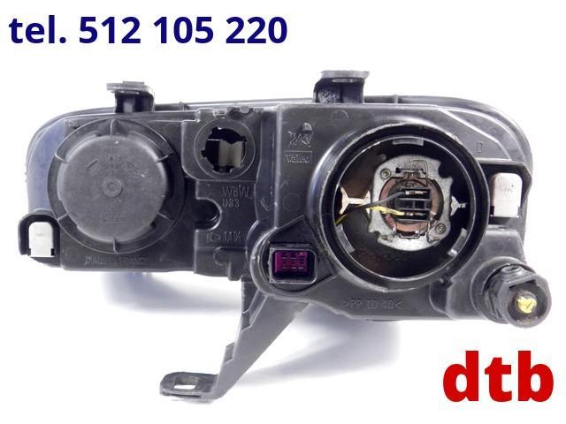 Reflektor Lampa Prawy Prawa Przód Rover 25 Mg Zr Na Bazarekpl