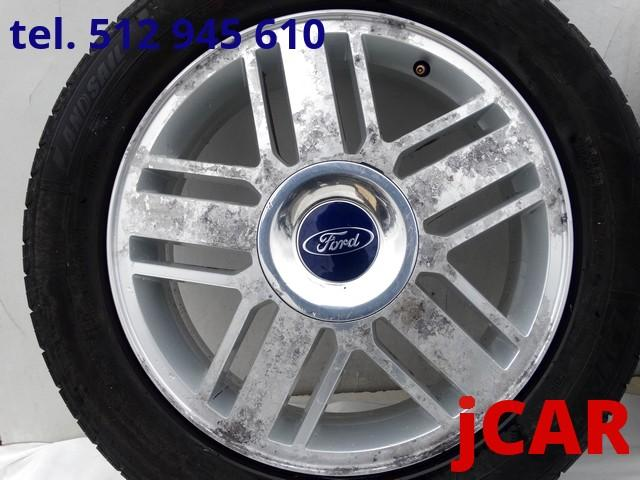 Felgi Aluminiowe Komplet Ford Mondeo Mk3 5x108 16 Na Bazarekpl