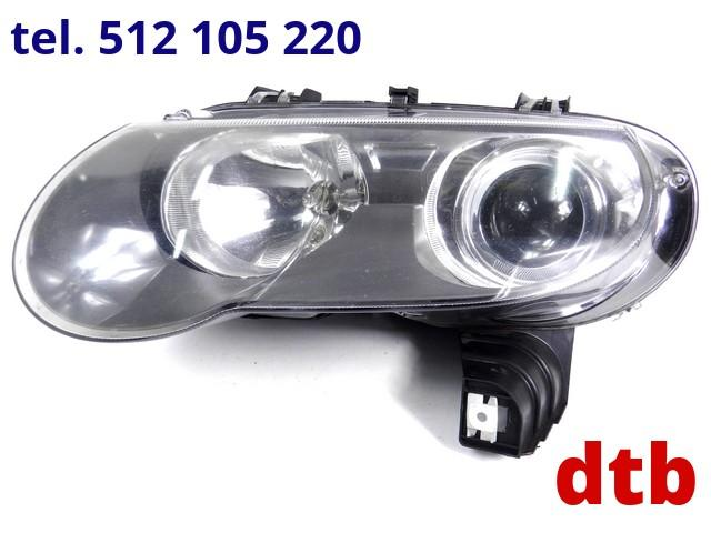 Reflektor Lampa Lewy Lewa Przód Rover 75 Lift Na Bazarekpl