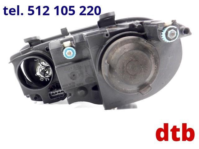 Reflektor Lampa Prawy Prawa Przód Rover 75 Mg Zt Na Bazarekpl